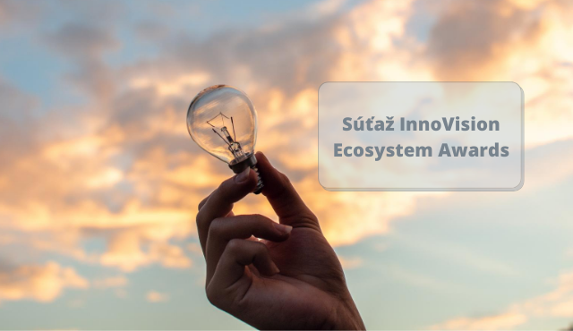 Súťaž InnoVision Ecosystem Awards | Inovujme.sk