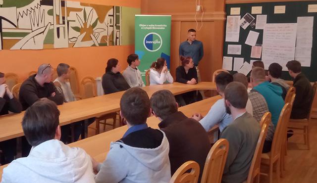 Hradská hora plná inovácií od lesníkov | Inovujme.sk