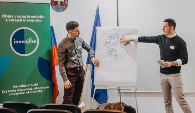 Inovačné workshopy sú späť! | Inovujme.sk