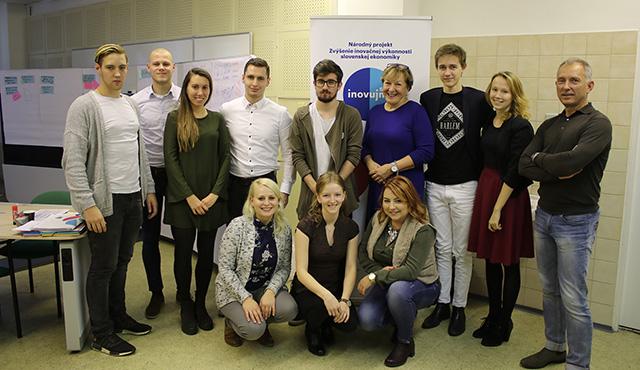 Inovačný workshop na Ekonomickej univerzite v Bratislave | Inovujme.sk