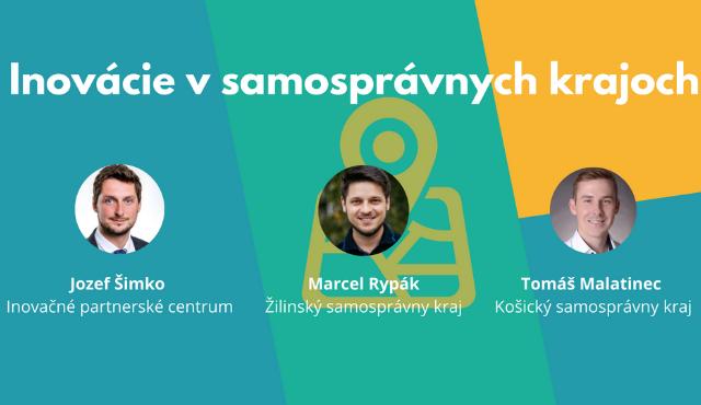 Inovačný potenciál v samosprávnych krajoch | Inovujme.sk