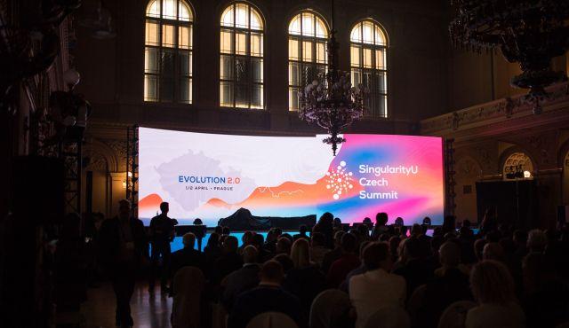 Nové poznatky o budúcnosti a jej exponenciálnom raste na SingularityU Summit 2019 | Inovujme.sk
