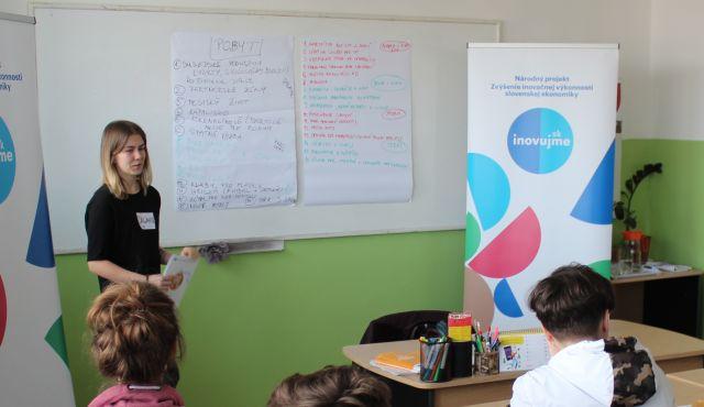 Pezinskí študenti ponúkli riešenia, ako zvýšiť počet rezidentov v meste | Inovujme.sk