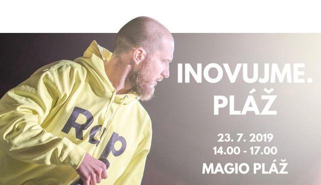 Pozývame na workshop Inovujme.pláž   Inovujme.sk