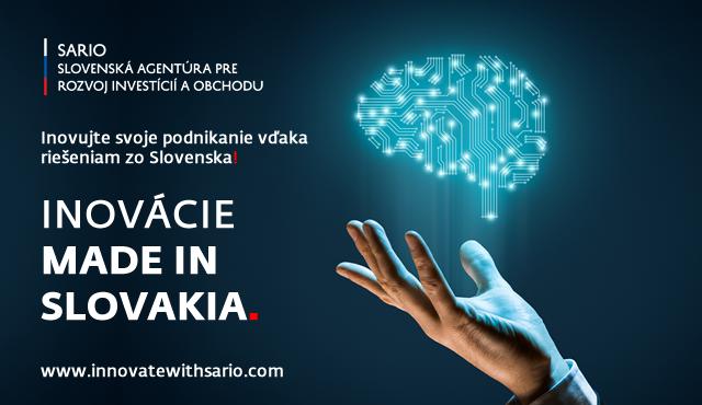 SARIO podporuje inovačné služby | Inovujme.sk