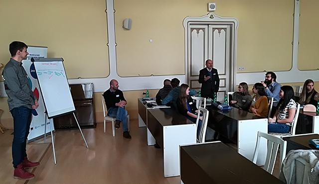 Študenti logistiky riešili problémy z praxe | Inovujme.sk