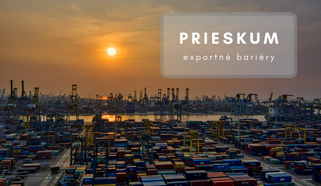 Podnikatelia môžu pomôcť pri identifikácii bariér spojených s exportom   Inovujme.sk