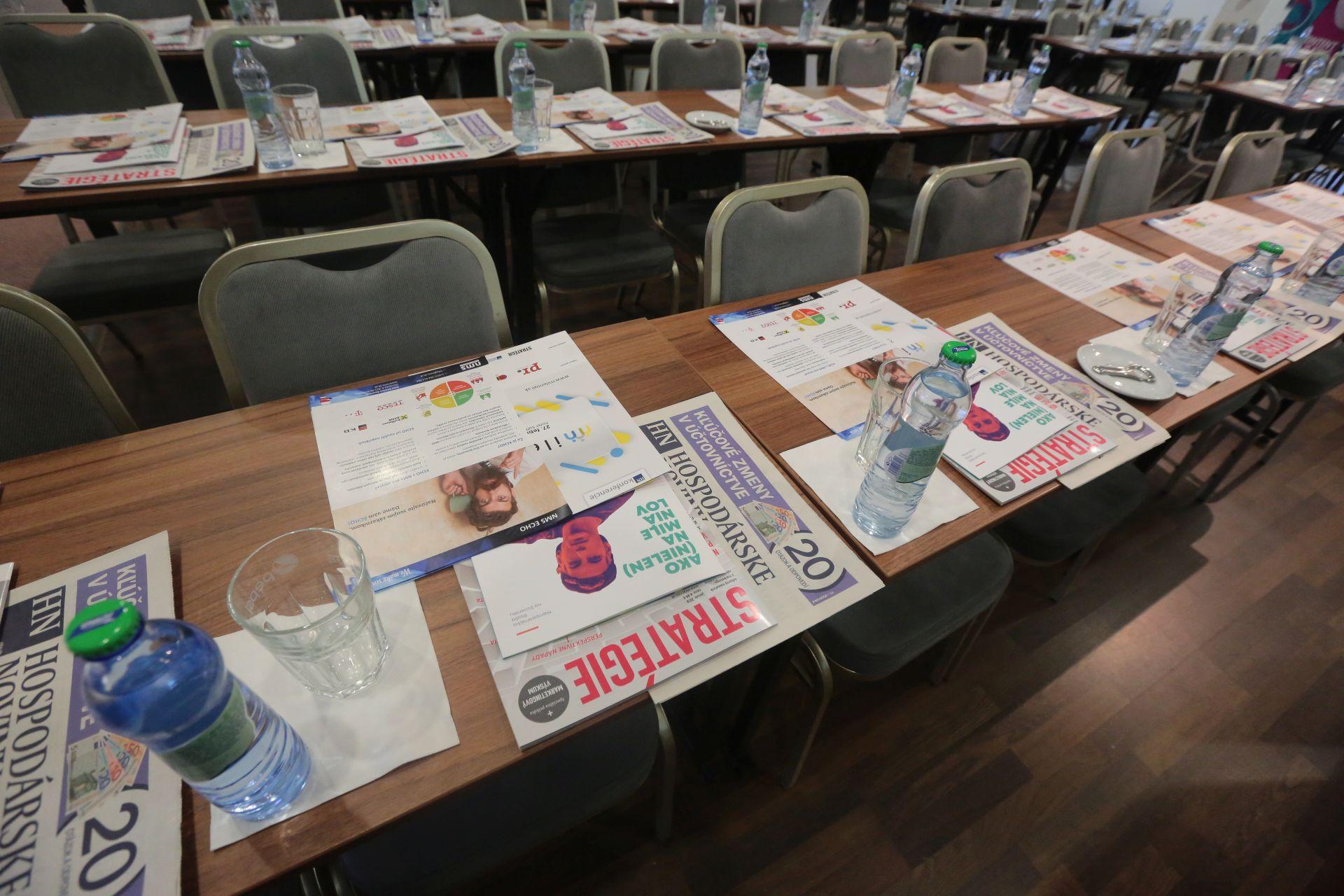 Konferencia Mileniáli 2018, Bratislava, 27. 2. 2018